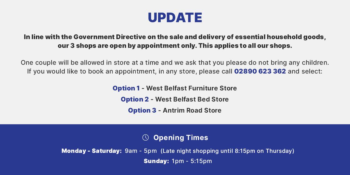Direct Furniture Belfast